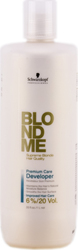 Schwarzkopf Blondme Premium Care Developer 6% 20 Volume 1000ml
