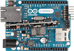 Arduino Ethernet (with PoE)
