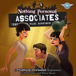 Game Salute Nothing Personal : Associates Expansion