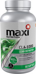 MaxiNutrition CLA 1000 90 μαλακές κάψουλες