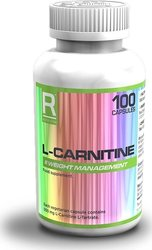 Reflex Nutrition L-Carnitine 500mg 100 κάψουλες