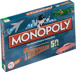 Winning Moves Monopoly : Thunderbirds Retro