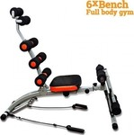 6xBench Full Body Gym 6xBench