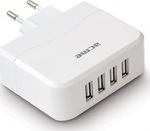 Acme USB Wall Adapter Λευκό (CH16)