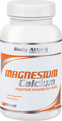 Body Attack Magnesium Calcium 250 ταμπλέτες
