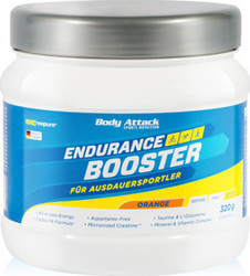 Body Attack Endurance Booster 320gr Πορτοκάλι