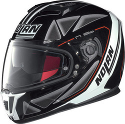 Nolan N86 Stealth 39 Metal Black