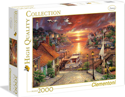 High Quality Collection: Νέοι Ορίζοντες 2000pcs (32548) Clementoni