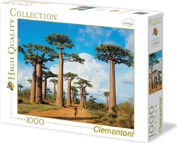 High Quality Collection: Madagascar 1000pcs (39272) Clementoni