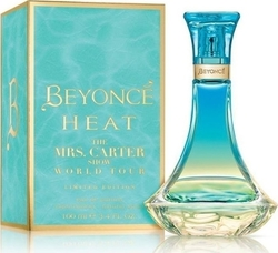 Beyonce Heat Mrs.carter Show World Tour Eau de Parfum 100ml