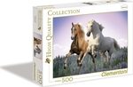 High Quality Collection: Free Horses 500pcs (30287) Clementoni