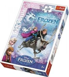 Frozen: To Anne's Rescue 100pcs (16273) Trefl