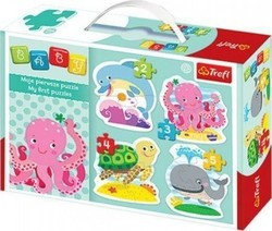 Baby Classic: In the Ocean 5pcs (36055) Trefl