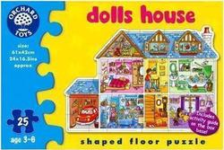 Dolls House 25pcs (245) Orchard