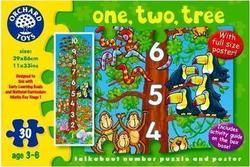 One, Two, Tree 30pcs (276) Orchard