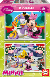 Disney: Minnie 2x48pcs (15136) Simba