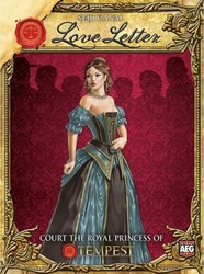 Alderac Love Letter: Boxed Edition