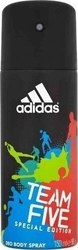 Adidas Team Five Deo Body Spray 150ml