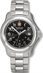 Victorinox Swiss Army Officer's Stainless 24706