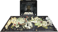 Game Of Thrones: Westeros 1500pcs (51000) 4D Cityscape