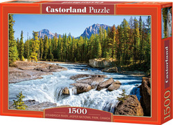 Athabasca River in Jasper National Park, Canada 1500pcs (C-150762) Castorland