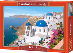Santorini, Greece 1500pcs (C-150663) Castorland