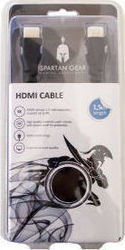 Spartan Gear HDMI 1.4 Cable HDMI male - HDMI male 1.5m (SGHDMI01)