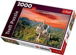 The Neuschwanstein Castle 2000pcs (27050) Trefl
