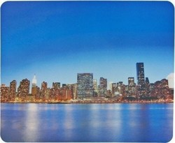 4world MousePad Photo Big City