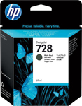 HP 728 Matte Black 69ml (F9J64A)