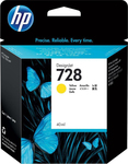 HP 728 Yellow 40ml (F9J61A)