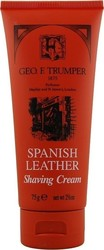Geo F Trumper Spanish Leather Soft Shaving Cream 75gr