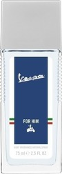 Vespa For Him Body Fragrance 75ml