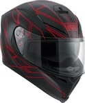 AGV K-5 Hero Black/Red