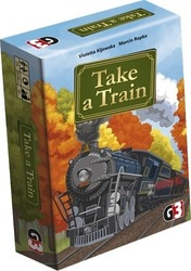 G3 Publishing Take A Train