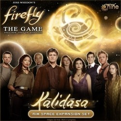 Gale Force Nine Firefly: The Game - Kalidasa Rim Space Expansion Set