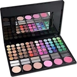 Cosmeticbay Professional 78 Color Eyeshadow & Blusher Palette