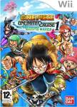 One Piece: Unlimited Cruise 1 The Treasure Beneath the Waves Wii