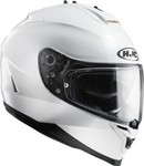 HJC IS-17 Metal White
