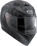 AGV K-3 SV Aerial Matt Dark Grey/Black