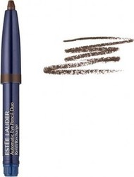 Estee Lauder Automatic Eye Pencil Duo 09 Walnut Brown