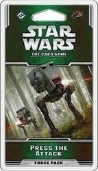 Fantasy Flight Star Wars: The Card Game Press the Attack