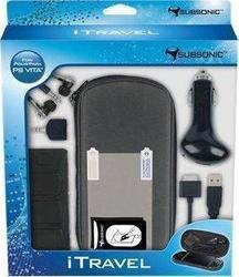 Subsonic iTravel Pack PS Vita