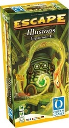 Queen Games Escape: Illusions Expansion 1