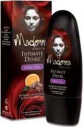 Madonna Intimate Desire Oral Gel Intense Chocolate & Pulped 50ml