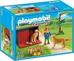 Playmobil Golden Retriever με Κουταβάκια