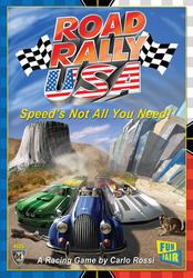 Mayfair Games Road Rally Usa