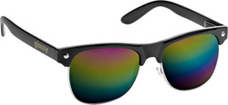 Glassy Sunhaters Shredder Black/Color Mirror