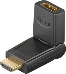 Goobay HDMI male - HDMI female (51721)