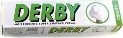 Derby Menthol Moisturising Super Shaving Cream 100gr
